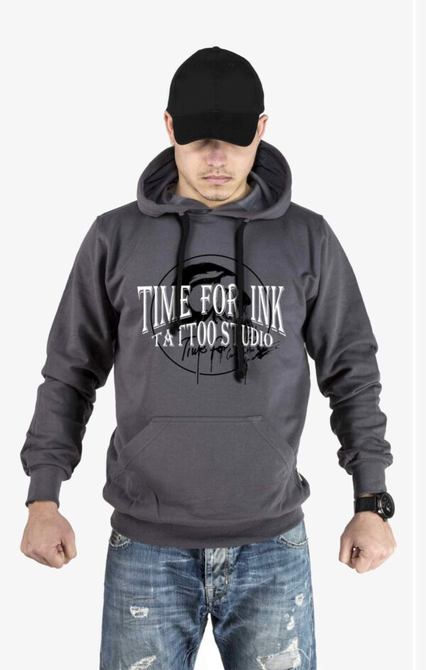 HOODIE TIME FOR INK