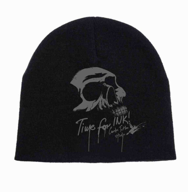 WINTER CAP TIME FOR INK
