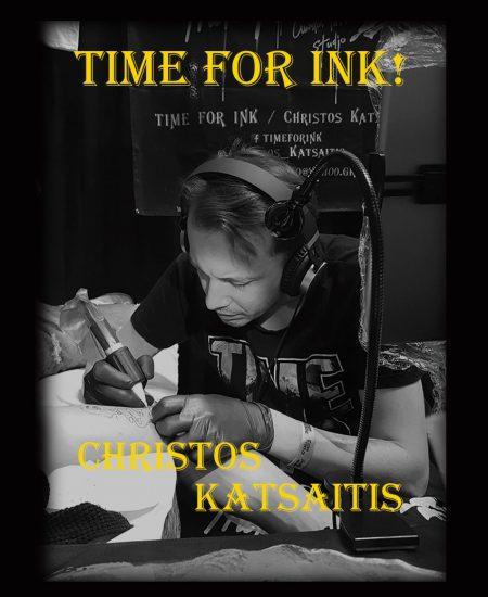 Christos Katsaitis Tattoo